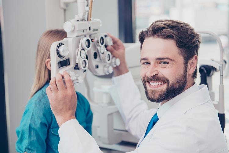 Encontre um especialista em distrofias hereditárias da retina